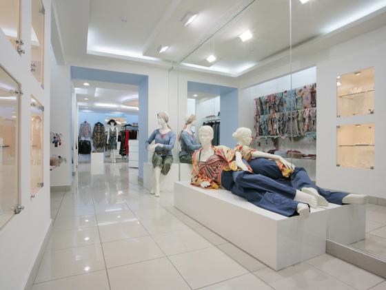 Дизайн и ремонт магазинов